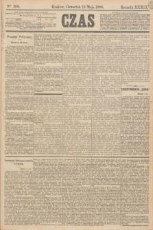 Czas. R.39, Ner 108 (13 maja 1886)