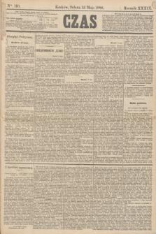 Czas. R.39, Ner 110 (15 maja 1886)