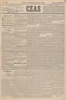 Czas. R.39, Ner 123 (30 maja 1886)