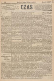 Czas. R.39, Ner 133 (12 czerwca 1886)