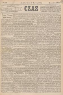 Czas. R.39, Ner 135 (16 czerwca 1886)
