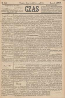 Czas. R.39, Ner 142 (24 czerwca 1886)