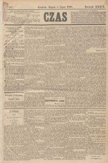 Czas. R.39, Ner 147 (2 lipca 1886)