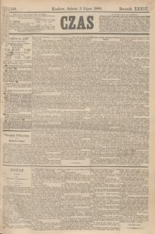 Czas. R.39, Ner 148 (3 lipca 1886)