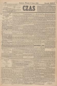 Czas. R.39, Ner 150 (6 lipca 1886)