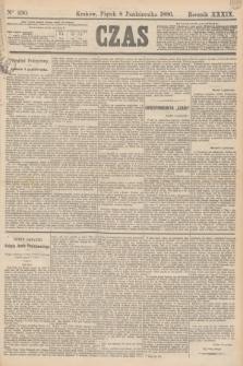 Czas. R.39, Ner 230 (8 października 1886)