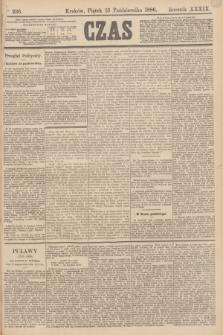 Czas. R.39, Ner 236 (15 października 1886)