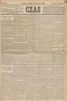 Czas. R.39, Ner 281 (8 grudnia 1886)