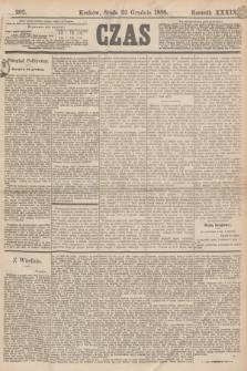 Czas. R.39, Ner 292 (22 grudnia 1886)