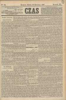 Czas. R.40, Ner 92 (23 kwietnia 1887)