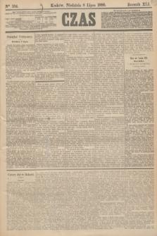 Czas. R.41, Ner 154 (8 lipca 1888)