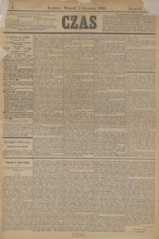 Czas. R.[42], Ner 1 (1 stycznia 1889)