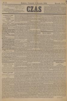 Czas. R.42, Ner 2 (3 stycznia 1889)