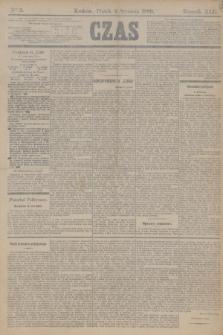 Czas. R.42, Ner 3 (4 stycznia 1889)