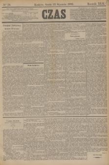 Czas. R.42, Ner 19 (23 stycznia 1889) + dod.