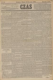 Czas. R.42, Ner 21 (25 stycznia 1889) + dod.