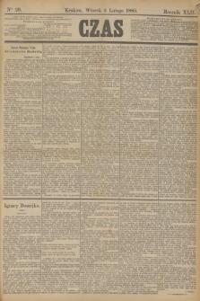 Czas. R.42, Ner 29 (5 lutego 1889) + dod.