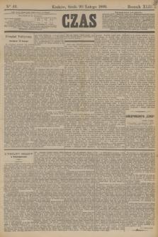 Czas. R.42, Ner 42 (20 lutego 1889)