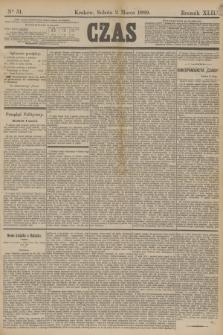 Czas. R.42, Ner 51 (2 marca 1889)