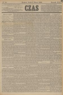Czas. R.42, Ner 54 (6 marca 1889)