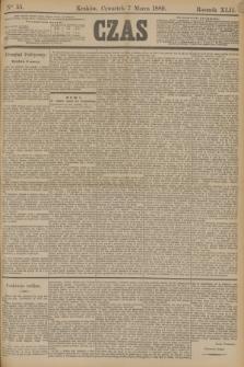 Czas. R.42, Ner 55 (7 marca 1889)