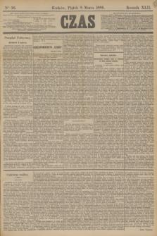 Czas. R.42, Ner 56 (8 marca 1889)