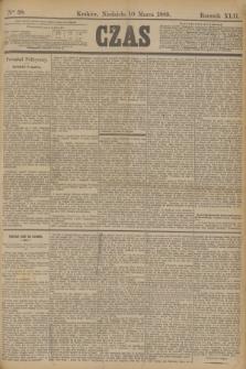 Czas. R.42, Ner 58 (10 marca 1889)