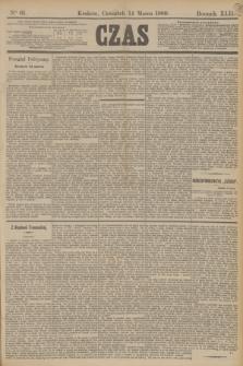 Czas. R.42, Ner 61 (14 marca 1889)