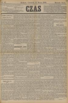 Czas. R.42, Ner 67 (21 marca 1889)