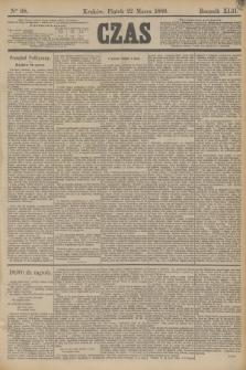 Czas. R.42, Ner 68 (22 marca 1889)