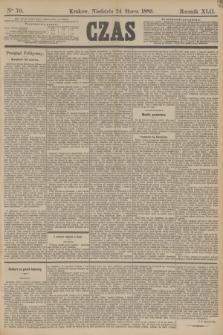Czas. R.42, Ner 70 (24 marca 1889)