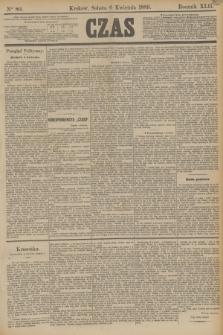 Czas. R.42, Ner 80 (6 kwietnia 1889)