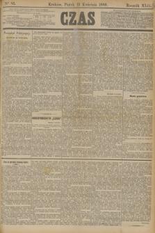 Czas. R.42, Ner 85 (12 kwietnia 1889)