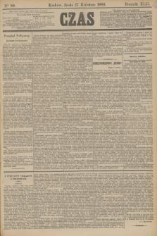 Czas. R.42, Ner 89 (17 kwietnia 1889)