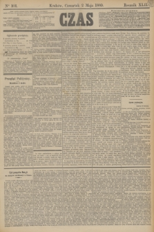Czas. R.42, Ner 101 (2 maja 1889)