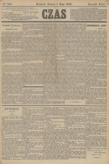 Czas. R.42, Ner 103 (4 maja 1889)