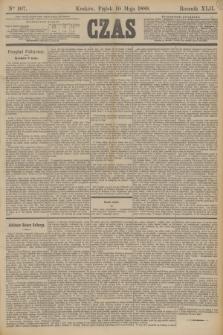 Czas. R.42, Ner 107 (10 maja 1889)
