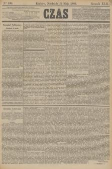 Czas. R.42, Ner 109 (12 maja 1889)