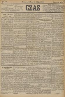 Czas. R.42, Ner 114 (18 maja 1889)