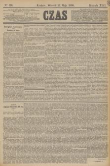 Czas. R.42, Ner 116 (21 maja 1889)