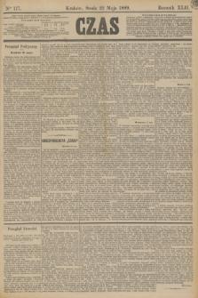 Czas. R.42, Ner 117 (22 maja 1889)