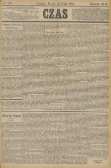 Czas. R.42, Ner 119 (24 maja 1889)