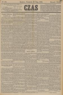 Czas. R.42, Ner 121 (26 maja 1889)