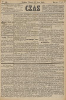 Czas. R.42, Ner 122 (28 maja 1889)