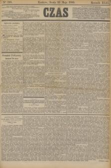 Czas. R.42, Ner 123 (29 maja 1889)