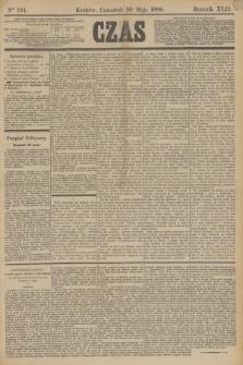 Czas. R.42, Ner 124 (30 maja 1889)
