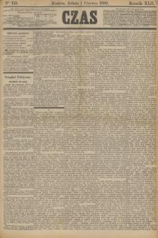 Czas. R.42, Ner 125 (1 czerwca 1889)