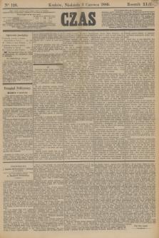 Czas. R.42, Ner 126 (2 czerwca 1889)