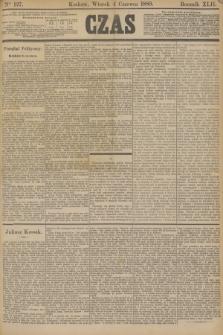 Czas. R.42, Ner 127 (4 czerwca 1889)