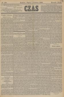 Czas. R.42, Ner 130 (7 czerwca 1889)